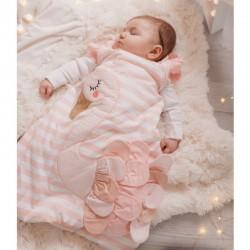 Bizzi Growin Śpiworek niemowlęcy do spania Flaming 2.5 TOG rozmiar 6-18 m