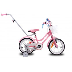 """Rowerek dla dzieci 14"""" Star bike - różowy"""