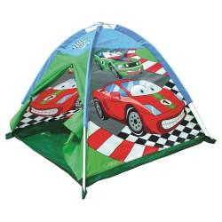 Namiot z pojazdami