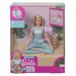 Barbie BRB Lalka Medytacja z dźwiękami