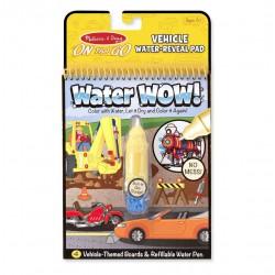 Zestaw 48 sztuk Malowanka Pojazdy WaterWOW -10%