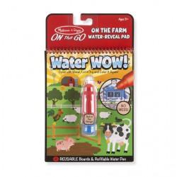 Zestaw 48 sztuk Malowanka Farma WaterWOW -10%