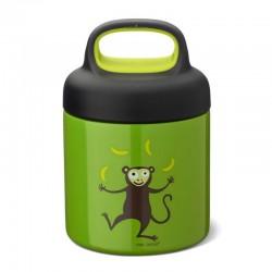 Carl Oscar TEMP Lunch Jar - Termos ze szlachetnej stali nierdzewnej 0.3 L Lime - Monkey