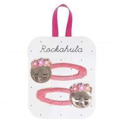 Rockahula Kids - spinki do włosów Frida Cat