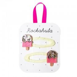 Rockahula Kids - spinki do włosów Ice Glitter