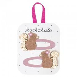 Rockahula Kids - spinki do włosów Suki Squirrel