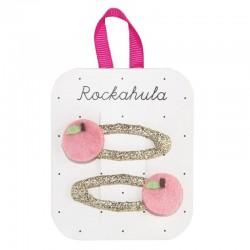 Rockahula Kids - spinki do włosów Feelin Peachy