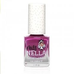 MISS NELLA - Bezzapachowy lakier do paznokci dla dzieci PEEL OFF Little Poppet