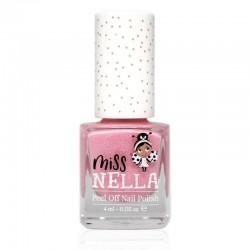 MISS NELLA - Bezzapachowy lakier do paznokci dla dzieci PEEL OFF Cheeky Bunny