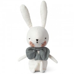 Picca LouLou - Przytulanka Pan Królik White 18 cm Luxury Gift Box