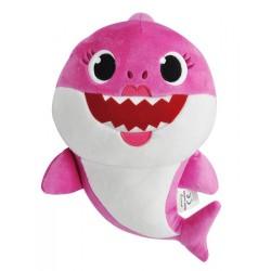 Baby Shark Maskotka / Pacynka śpiewająca Mommy Shark - kontrola tempa piosenki