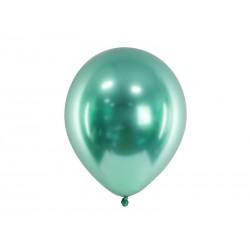 Balony Glossy 30cm, butelkowa zieleń (1 op. / 50 szt.)
