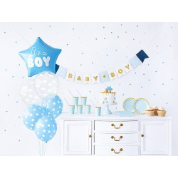 Zestaw dekoracji party - It's a boy