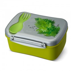 Carl Oscar Runes Wisdom Lunch box z pokrywą chłodzącą - Nature