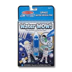 Malowanka Kolorowanka wodna WaterWow w Kosmosie