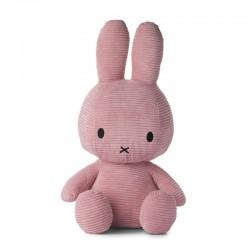 Miffy - Corduroy PINK przytulanka 50 cm