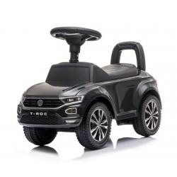 Jeździk Volkswagen T-Roc czarny