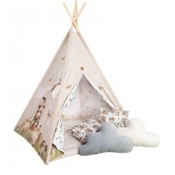 Namiot tipi dla dziecka - Happy Bear