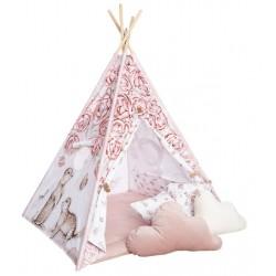 Namiot tipi dla dziecka - Peony Dreamland