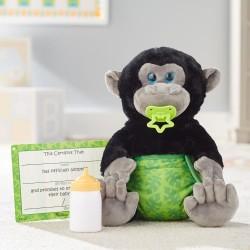 Przytulanka do karmienia Dziecko goryla