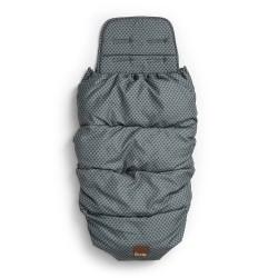 Elodie Details - śpiworek i wkładka do wózka 2w1 - Turquoise Nouveau