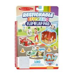 Naklejki wielokrotne Flip-Flap Misje klasyczne
