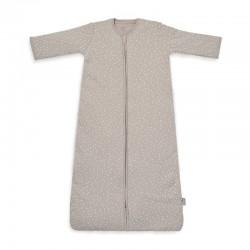 Jollein - Śpiworek niemowlęcy całoroczny 2 śpiworkowy 4 Pory Roku Spickle Nougat 110 cm