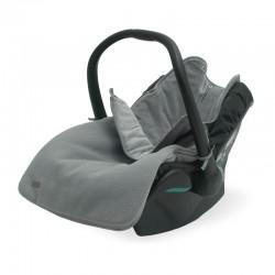 Jollein - Śpiworek oddychający do wózka i fotelika Brick Velvet Storm