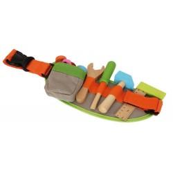 Pas stolarski z narzędziami dla Majstra