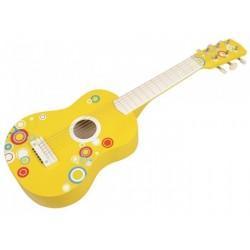 Gitara bąbelkowa 6-strunowa