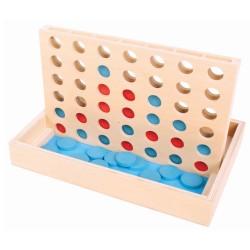 Gra logiczna 4 w rzędzie - duża