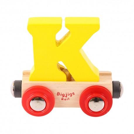 Wagonik literka K