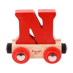 Wagonik literka N