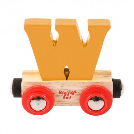 Wagonik literka W