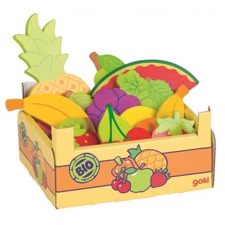 Skrzynka z owocami