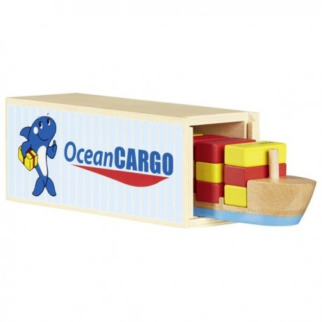 Goki gra Ocean Cargo - teraz 30% taniej