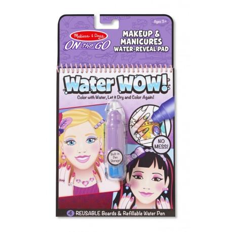 Malowanka wodna Makijaż i manicure WaterWOW
