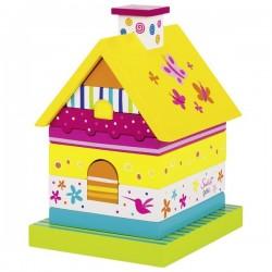 Domek do układania Susibelle Villa
