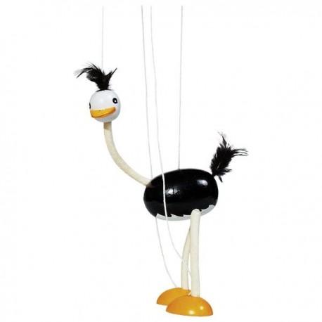 Marionetka Struś