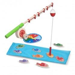 Łowienie rybek - mega zestaw
