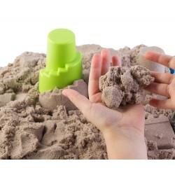 Piasek kinetyczny 5 kg z piaskownicą