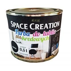 Farba tablicowa CZARNA Space Creation 0,5l