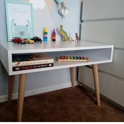 Biurko dla dziecka w stylu skandynawskim