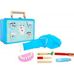 Zestaw dentysty w walizce