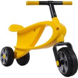 Rowerek biegowy - żółty
