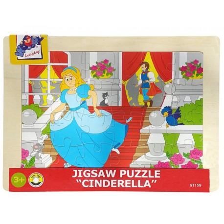 Puzzle Kopciuszek