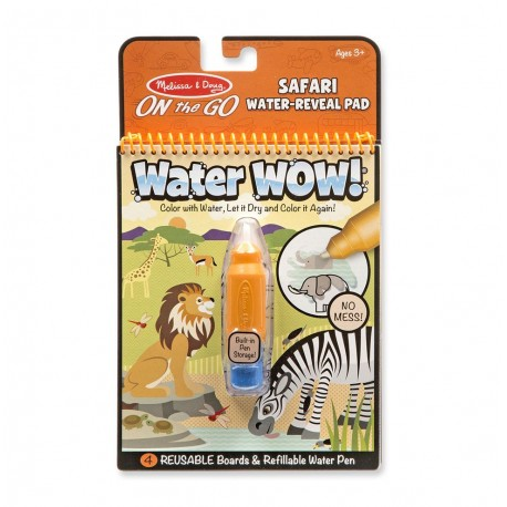 Malowanka wodna - Safari WaterWow
