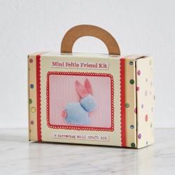 Filcowy króliczek - zestaw DIY
