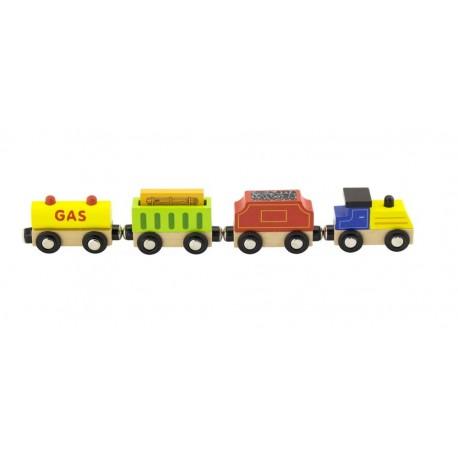 Pociąg towarowy - uniwersalny pociąg