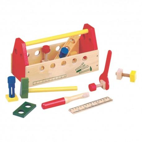 Skrzynka z narzędziami 20 elementów